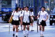 A man was reported to the Aichi police for asking a Japanese schoolgirl for directions
