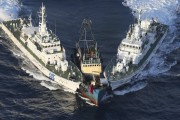 The US articulates its official stance on the Senkaku Islands dispute.