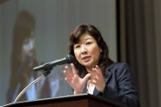 Japanese politician Noda Seiko makes a controversial statement about abortion and Japan's falling birthrate