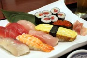 American nutritionist says sushi is bad for your health.