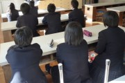 Japanese high school issues letter to tell students to take care about suicide.