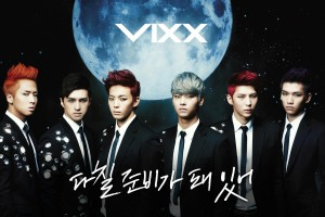 Korean boy band VIXX cause controversy for wearing hats with the imperial Japanese flag