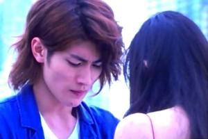 """Scene from """"Last Cinderella"""" -- but do Japanese women dislike """"hot"""" men?"""