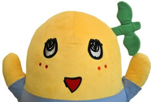 """Unofficial mascot """"Funasshii"""" is elected as Japan's most popular mascot."""
