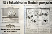 Japan offended by French satirical cartoons