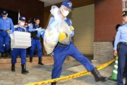 A schoolgirl murders a classmate in Nagasaki in brutal hammer and saw attack
