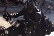 Batman appears in Chiba