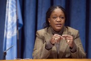 UN Ambassador Zainab Bangura, Special Representative of the United Nations Secretary General on Sexual Violence in Conflict comments on Comfort Women Issue