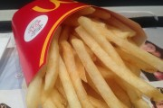 mc donald's Japan fries shortage