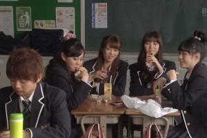 A boy enters an all girls' school in Yamagata