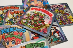 Bikkuriman stickers can be worth upwards of $2000.