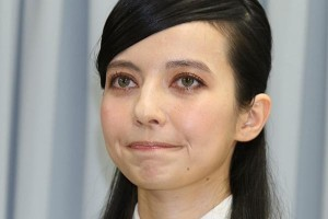 Popular Japanese celebrity Becky.